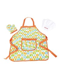 Hape, Chef's Apron Set (HP3119)