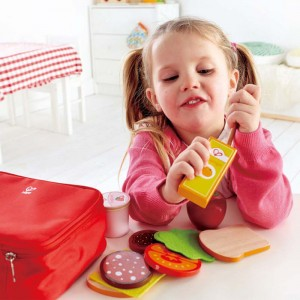 (HP3131) Hape, Lunchbox Set