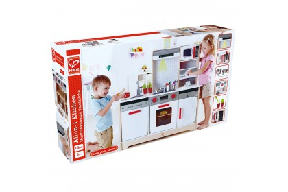 (HP3145) Hape, All-In-1 Kitchen