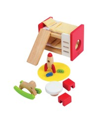 (HP3456) Hape, Children's Room