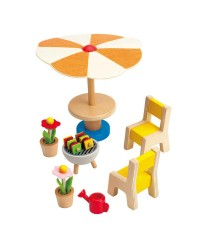 (HP3460) Hape, Patio Set