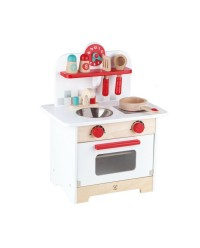 (HP8118) Hape, Retro Gourmet Kitchen