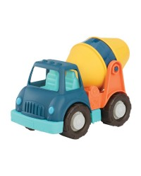 (VE1001Z) Wonder Wheels, Cement Truck