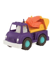 (VE1005Z) Wonder Wheels, Excavator Truck