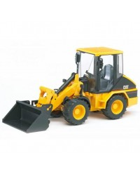 (BRU02441) Bruder, Cat Wheel Loader