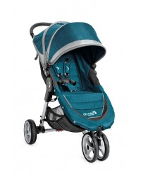 (BJ11429) Baby Jogger, City Mini Single - Teal/Gray