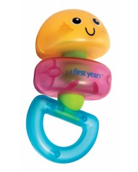 (Y23145) The First Years, Bendy Rattle 3M+