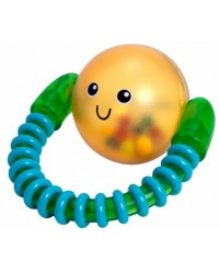 (Y23146) The First Years, Spin & Smile Spinning Rattle 0M+