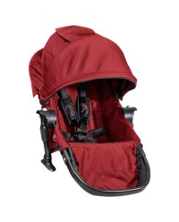 (BJ03436) Baby Jogger, City Select Second Seat - Red