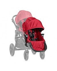 Baby Jogger, City Select Second Seat - Red (BJ03436)