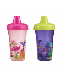 (Y6265) The First Years, Simple Sippy Stackable Cups 9oz 266ml 9M+ 2pcs