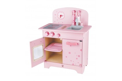 (HP8170) Hape, Cherry Blossoms Play Kitchen