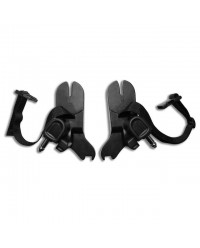 (BJ90125) Baby Jogger, Car Seat Adapter For Graco Click Connect - Single Stroller