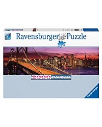 (R166190) Ravensburger, Bay Bridge, San Francisco 2000pcs