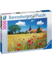(R190492) Ravensburger, Church In Bornholm, Denmark 1000pcs