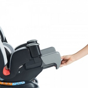 (GR8AQ00GOT) Graco, Extend2Fit Car Seat - Gotham