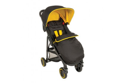 (GR6BM99BYWE) Graco, Blox Stroller - Black Yellow