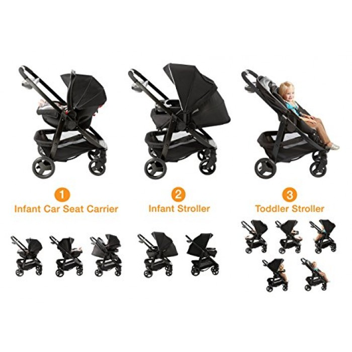 Gr7al10dv13 Graco Modes 3 In 1 Travel System With