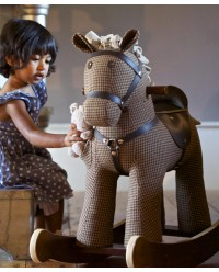 (LB3020) Little Bird Told Me, Chester & Fred Rocking Horse