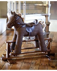 (LB3044) Little Bird Told Me, Tennyson Rocking Horse