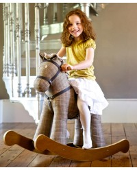(LB3025) Little Bird Told Me, Jasper Rocking Horse