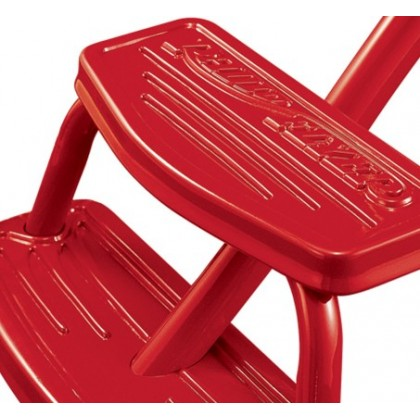 (RF33) Radio Flyer, Classic Red - Dual Deck Tricycle