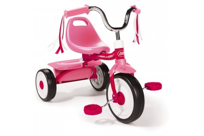 (RF411P) Radio Flyer, Ready To Ride Trike - Pink