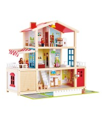 (HP3405) Hape, Doll Family Mansion