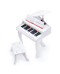(HP0338) Hape, Deluxe Grand Piano - White