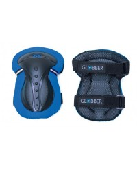 (GL541-100) Globber, Junior Set of 3 Protections XS RangeB - Navy Blue