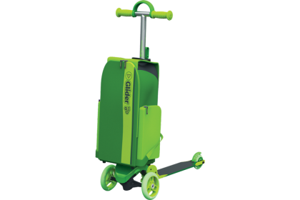 (YV100913) Yvolution, YGlider To Go XL Green