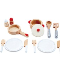 Hape, Cook & Serve Set (HP3150)