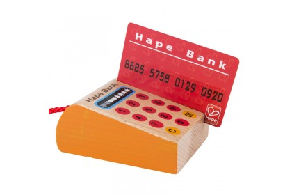 (HP3121) Hape, Checkout Register
