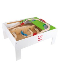 (HP3714) Hape, Reversible Train Storage Table