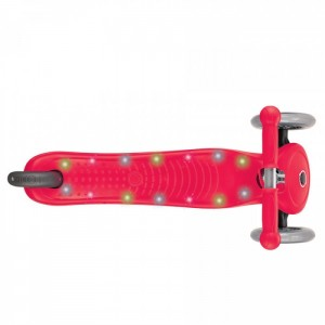 (GL425-102) Globber, Primo Starlight - Red
