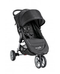 (BJ11410) Baby Jogger, City Mini Single - Black/Gray