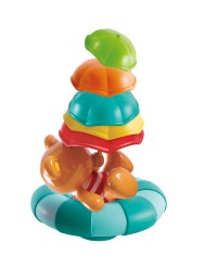 (HP0203) Hape, Teddy's Umbrella Stackers
