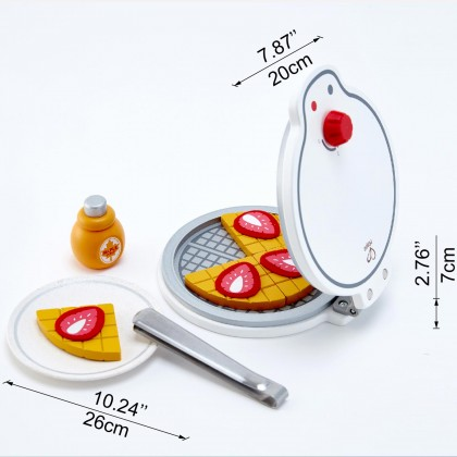 (HP3149) Hape, My First Waffle Maker