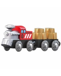 (HP3751) Hape, Cogwheel Train