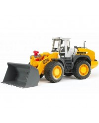 (BRU02430) Bruder, Liebher Ariculated Road Loader L574