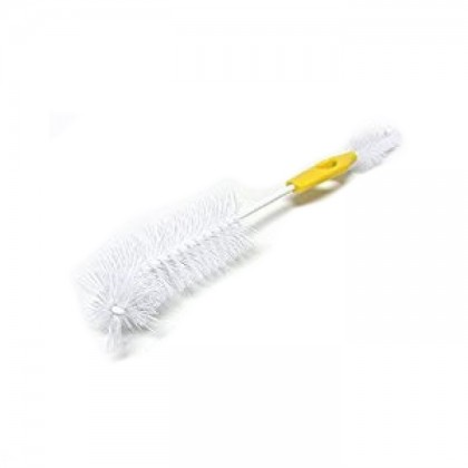(Y1108-Yellow) The First Years, Bottle & Teat Brush