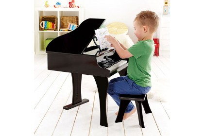 (HP0320) Hape, Happy Grand Piano, Black