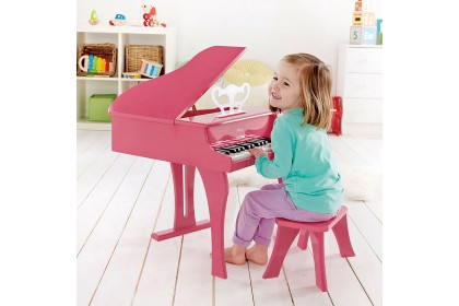 (HP0319) Hape, Happy Grand Piano, Pink