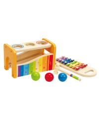 Hape, Pound and Tap Bench (HP0305)