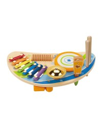 (HP0315) Hape, Mighty Mini Band