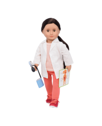 (BD31119Z) Our Generation, Nicola - Specialty Family Doctor Doll