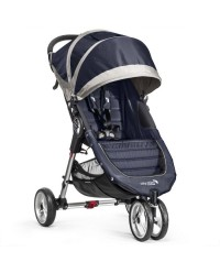 (BJ11494@1965373) Baby Jogger, City Mini Single - NavyBlue/Grey