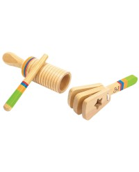 (HP0301) Hape, Rhythm Set