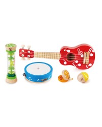 (HP0339) Hape, Mini Band Set
