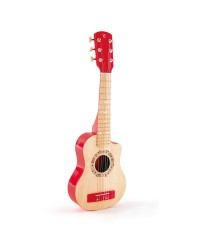 (HP0602) Hape, Red Flame Guitar